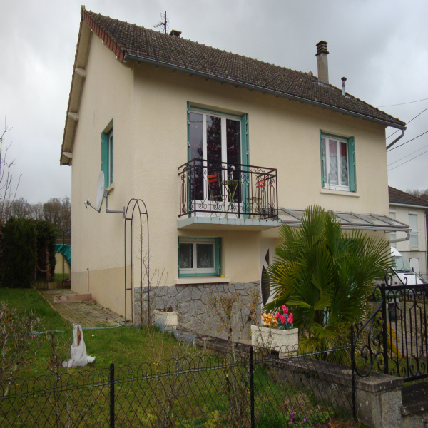 Offres de vente Maison Saint-Paul 87260