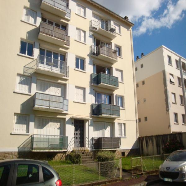 Offres de location Appartement Limoges 87000
