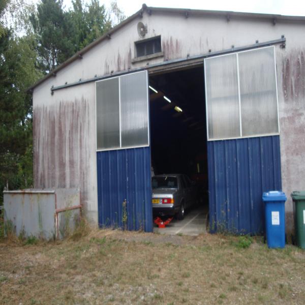 Vente Immobilier Professionnel Local professionnel Saint-Gence 87510