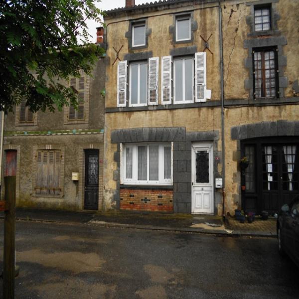 Offres de vente Maison de village Darnac 87320
